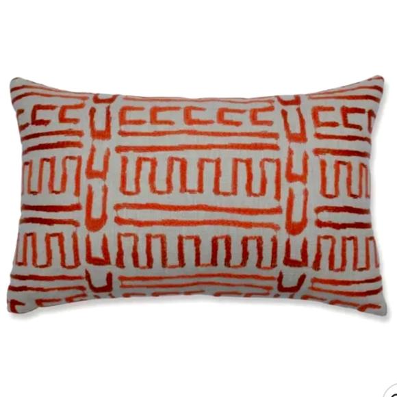 "Pillow Perfect 18.5""x11.5"" Primitive"